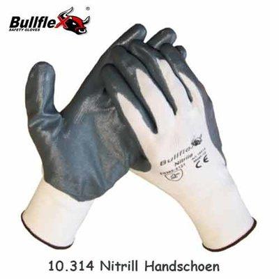 Nitrill Handschoen