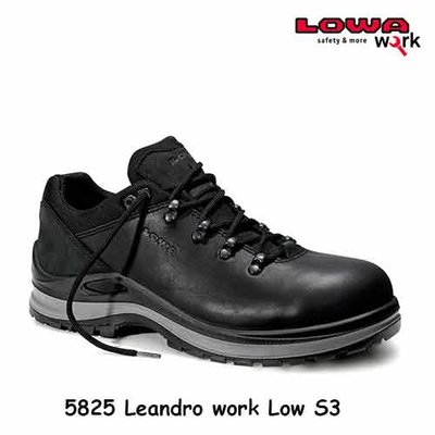 Lowa Leandro Work LOW