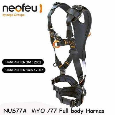 Neofeu NUS77A  Vit'O / 77 Full body Harnas