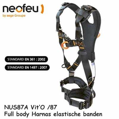 Neofeu NUS87A  Full Body Harnas, elastische  banden.