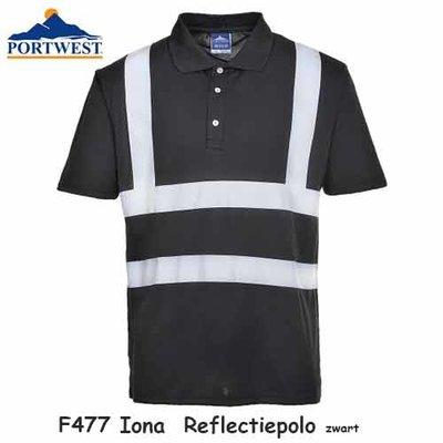 Portwest Reflectiepolo