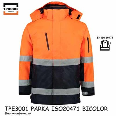 Parka EN471 BI-Color