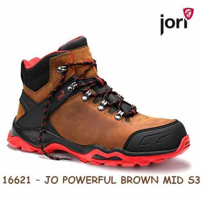 Jori Jo powerfull brown mid S3