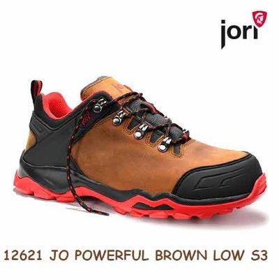 12621  JO POWERFUL BROWN LOW S3