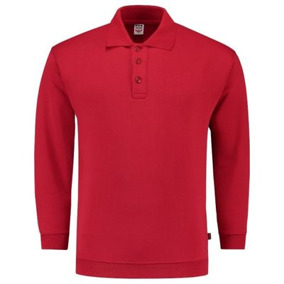 Polosweater tailleboord