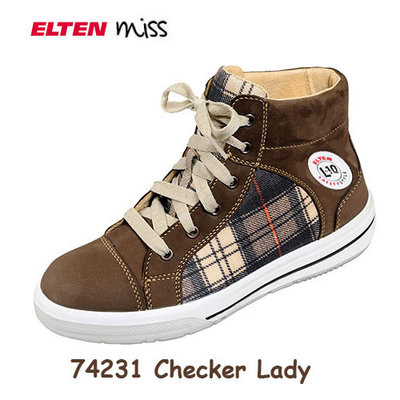 Checker Lady Mid