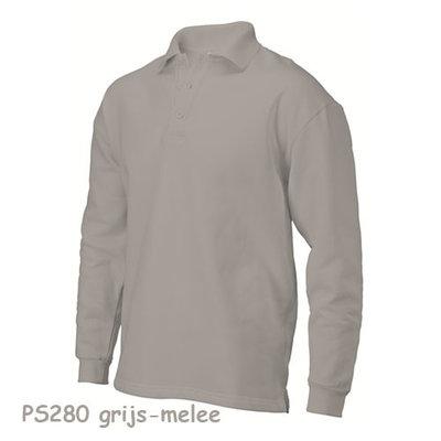 Polosweater, zijsplitjes