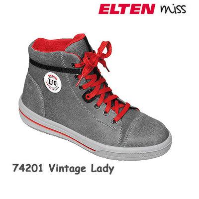Vintage Lady Mid ESD S3