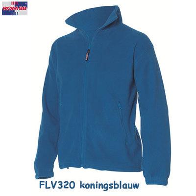 Fleece-vest