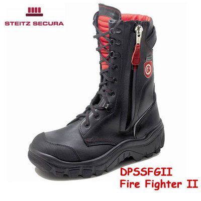 Brandweerlaars  Fire Fighter Gore II