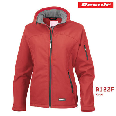 Womens  softshell jack