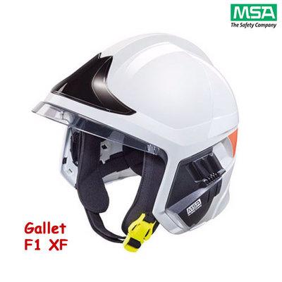 F1XF Gallet Brandweerhelm
