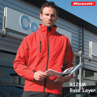 Base 2 Layer Softshell Jack