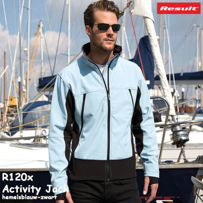 Result Activity softshell Jack R120x