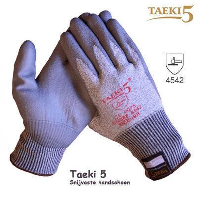 Snijvaste  Handschoen Taeki 5