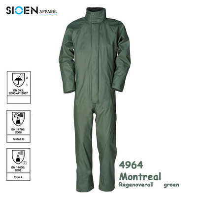 Sioem Montreal regenoverall flexothane
