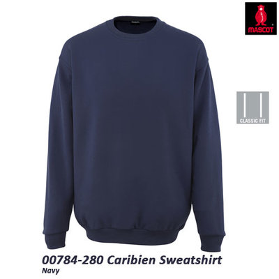 Mascot Sweater Caribien