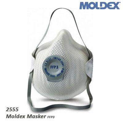 Stofmasker Moldex 2555  FFP3