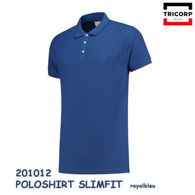 Slim-fit Poloshirt Tricorp