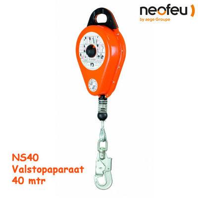 NS40 Valstopapparaat