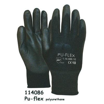 Pu-flex  polyurethane Handschoen