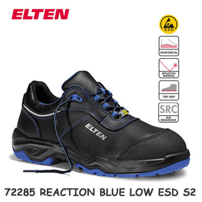 Elten Reaction Bleu Low ESD S2