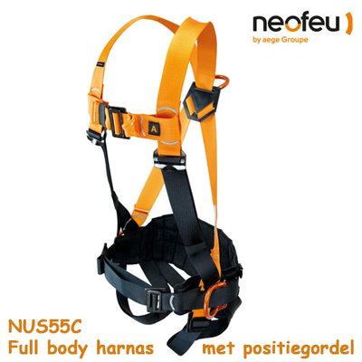 Neofeu NUS55C  Harnas  met  positioneringsgordel