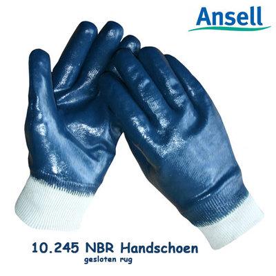NBR Handschoen