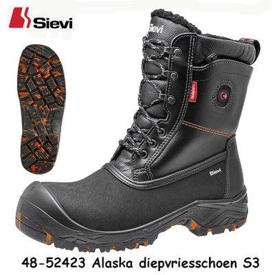 Alaska Thermo XL+HRO verwarmde Werkschoen