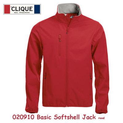 Clique  basic softshelljack